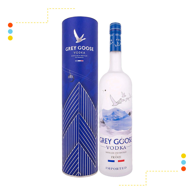 Greygoose Alpine Tube 750ml