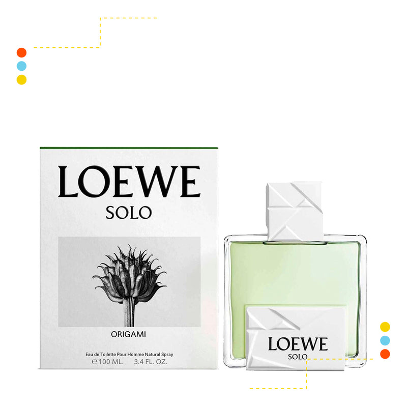 Solo Loewe Origami EDT 100V