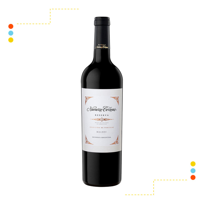 Navarro Correas Reserva Malbec 750ml