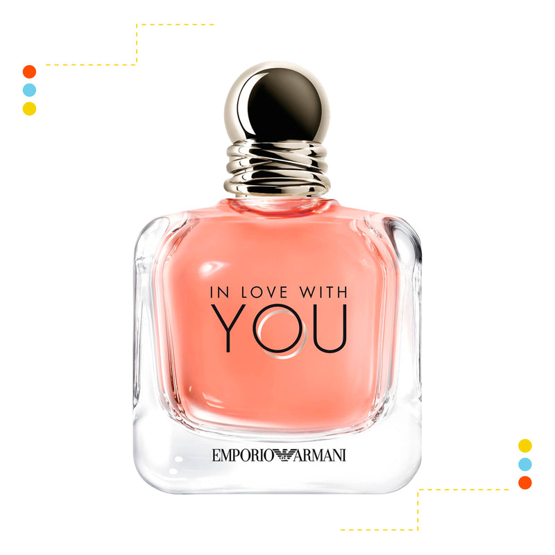 Ea In Love With You 100 ml (She)