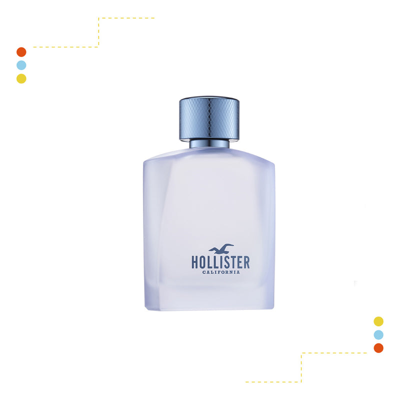 Hollister Free Wave For Him Edp 100ml