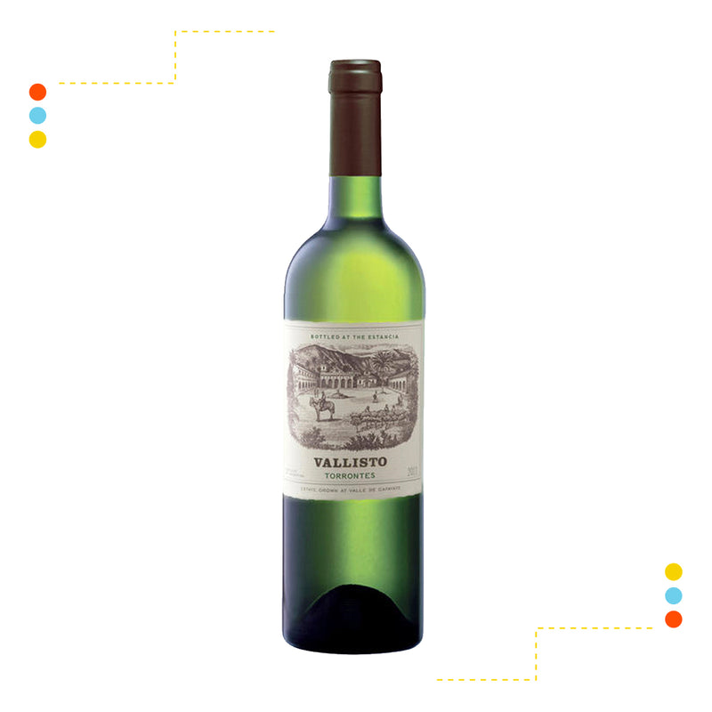 Vallisto Torrontes 750ml