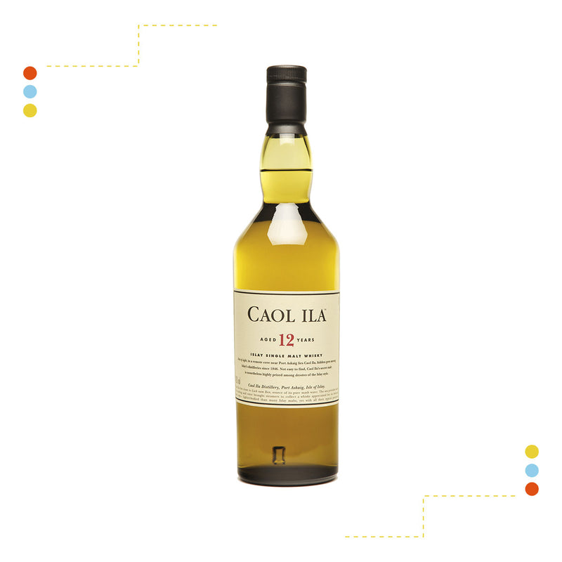Caol Ila 12 years 750ml