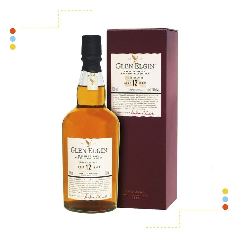 Glen Elgin 750ml