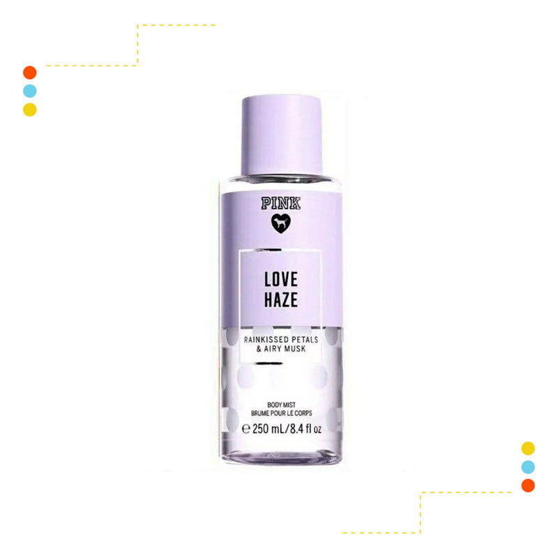 Body Mist Pink Love Haze 250 Ml.