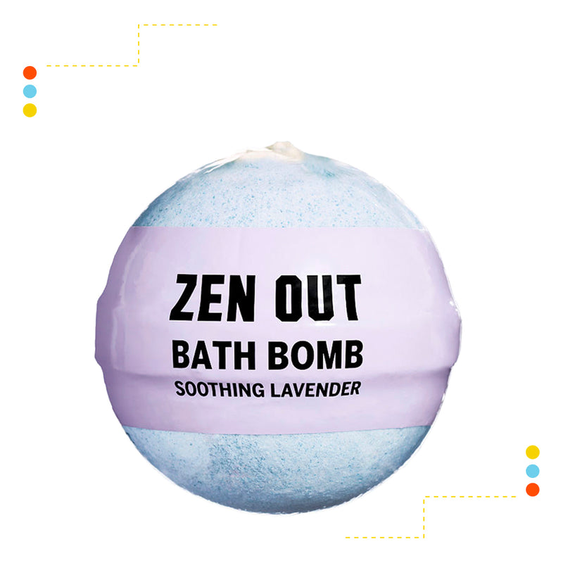 Bath Bomb Pink Zen Out 135 Ml.