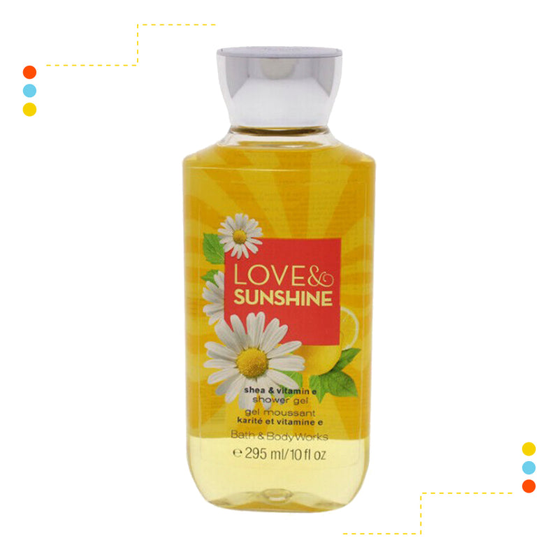 Cleanse Body Gel Love And Sunshine