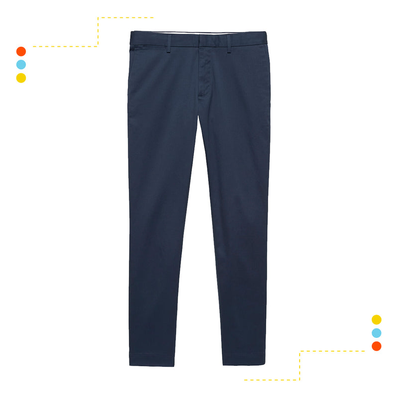 Pantalon Fulton Rapid Movement Preppy Navy