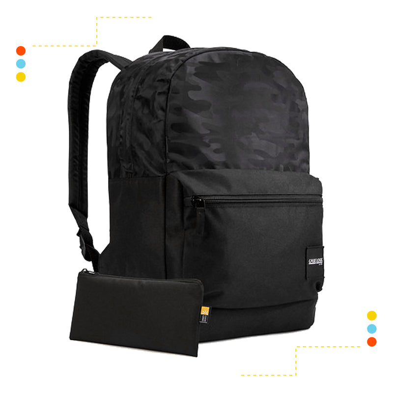 Mochila Case Logic Founder Black (CCAM-2126)