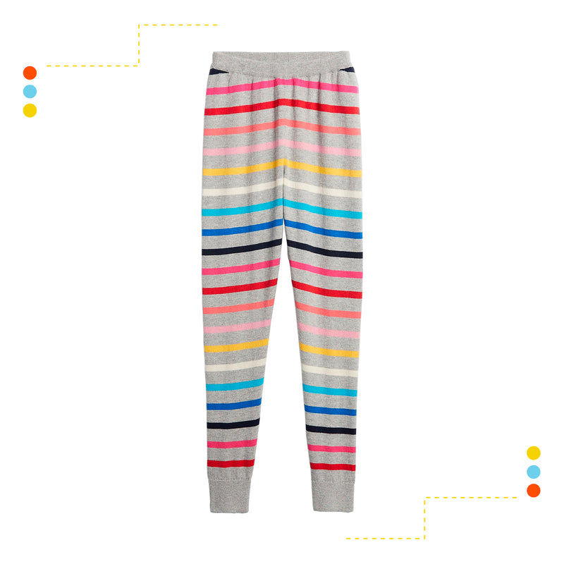Legging Crazy Stripe