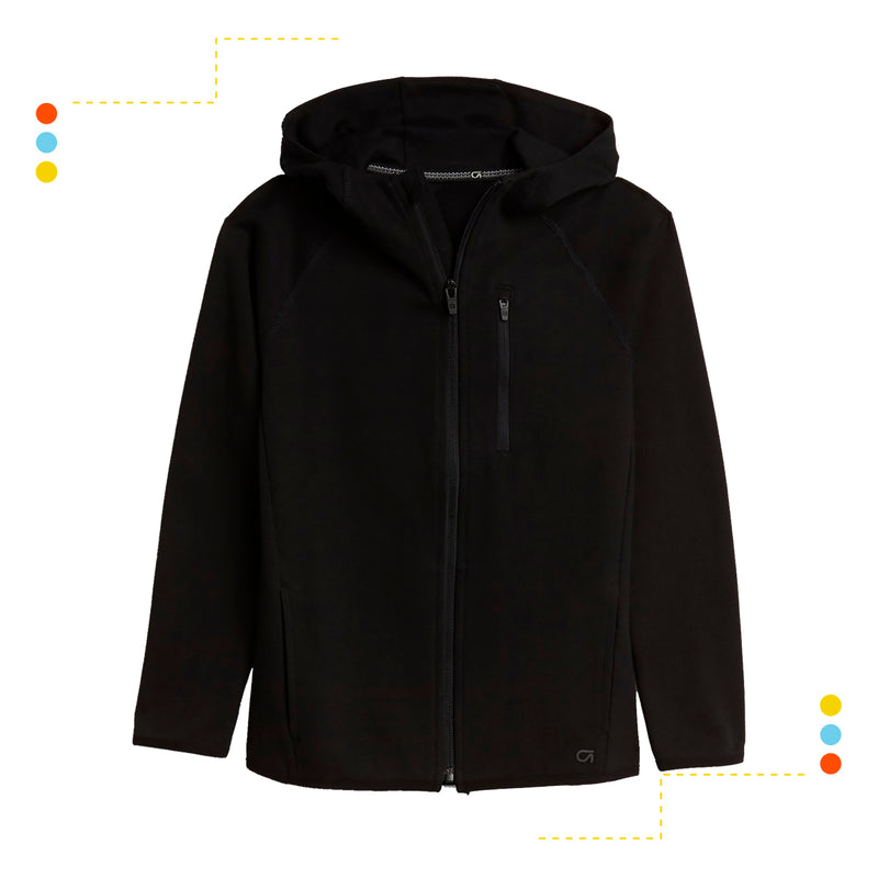 Campera Fit Tech True Black
