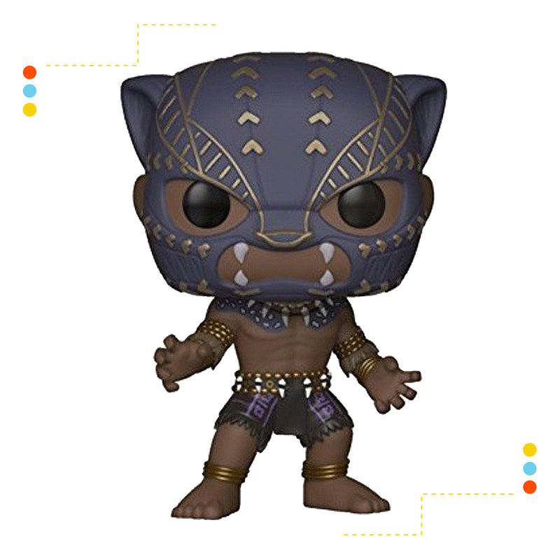 Figura Funko Pop Marvel Black Panter 274