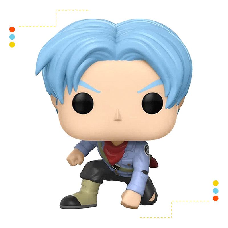 Figura Funko Pop Animation Dragon Ball Z - Future Trunks 313