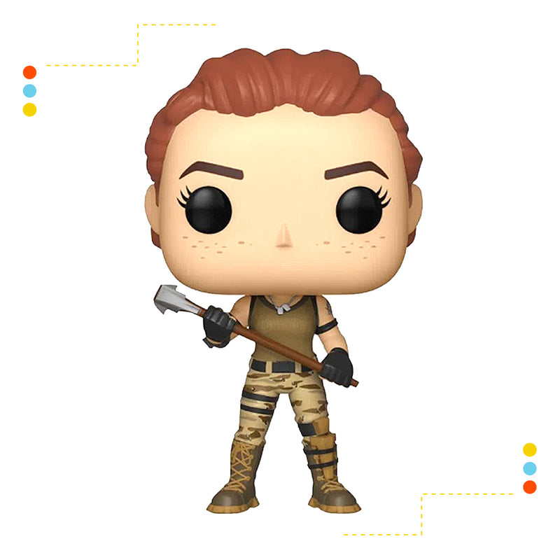 Figura Funko Pop Games Fortnite - Tower Recon Specialist 439