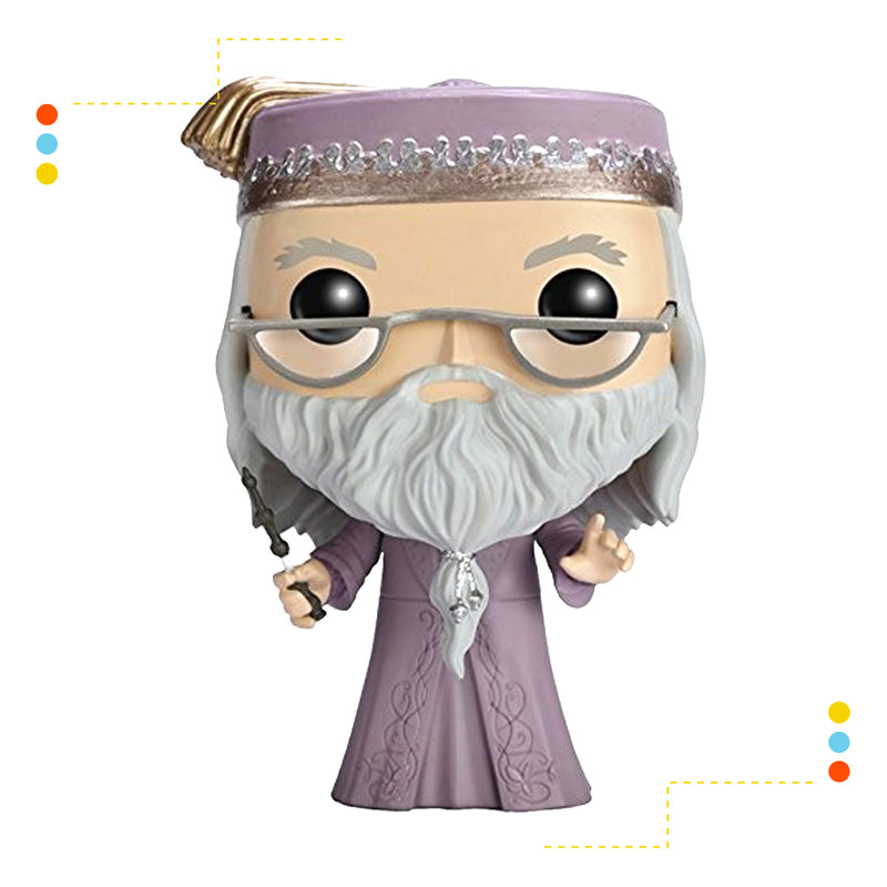 Figura Funko Pop Harry Potter - Dumbledore 15