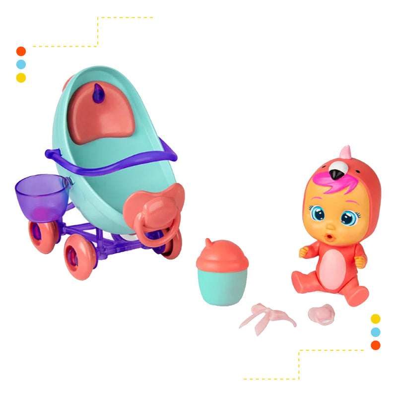 Playsets Magic Tears Fancy Vehiculo