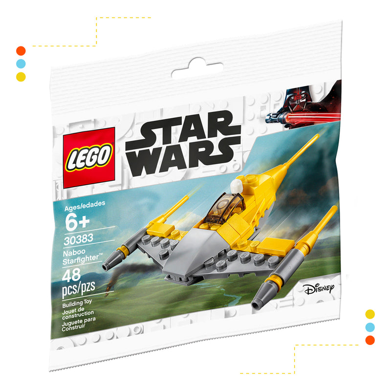 Star Wars - Naboo Starfighter™ (30383)