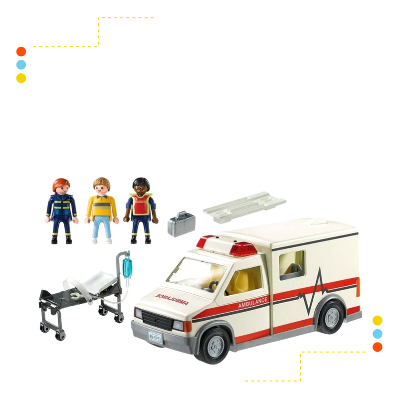 Playmobil Ambulancia (5681)