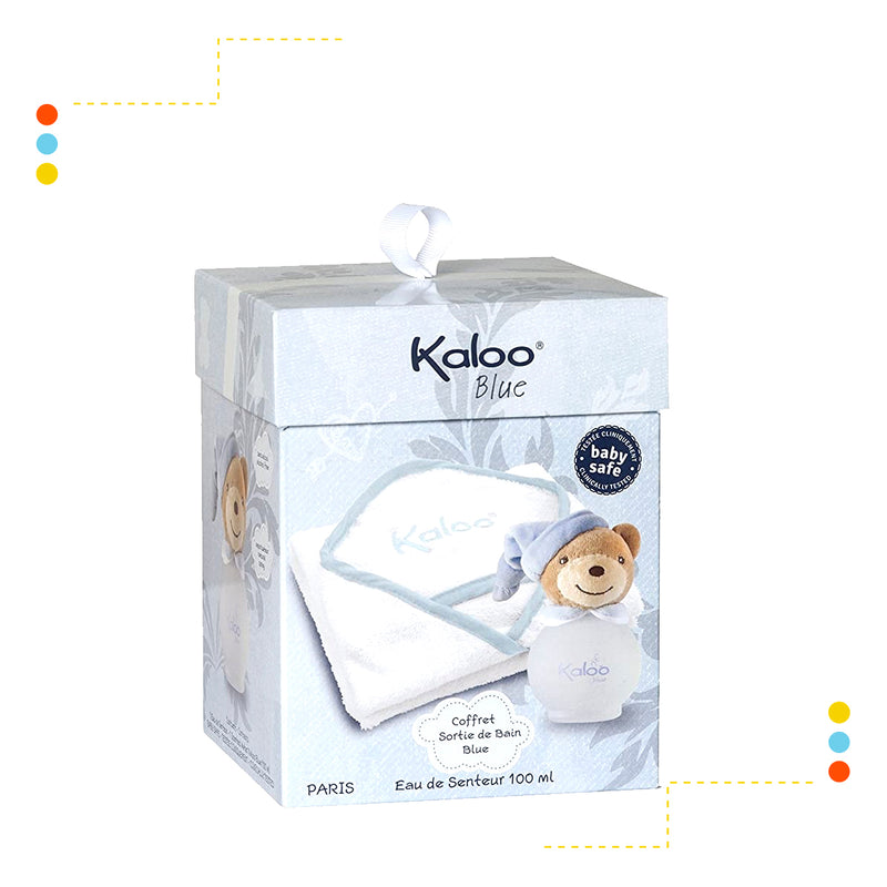 Kaloo Blue Scented Water 100 ml + Set Toalla