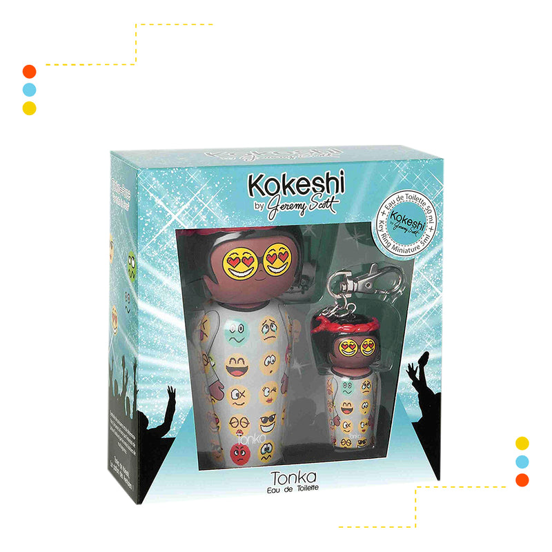 Kokeshi Tonka EDT By Jeremy Scott 50 ml +