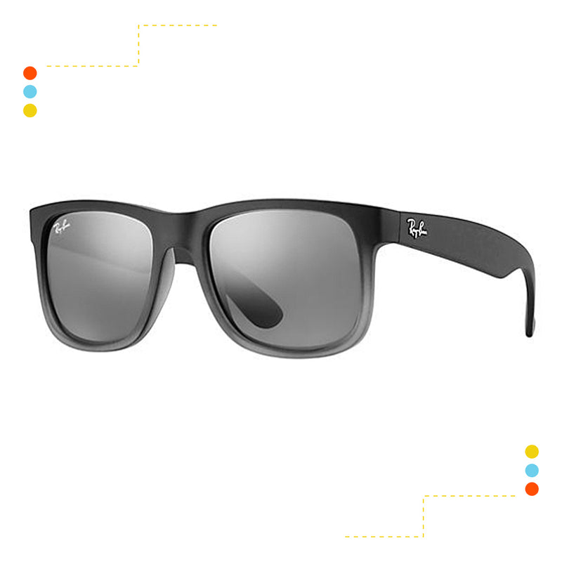 Lentes Ray Ban Justin Classic RB4165 852/88 55-16