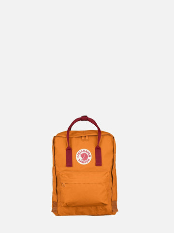 Fjallraven Kanken Burnt Orange/Red