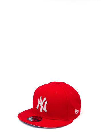New Era 950 NY Yankees Scarlet 12393258