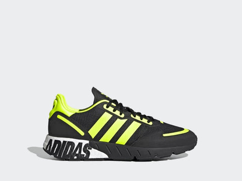 Adidas ZX 1K Boost Black/Yellow FY3632