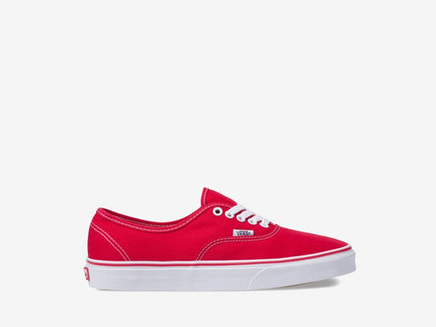 Vans Authentic 0EE3RED.RED