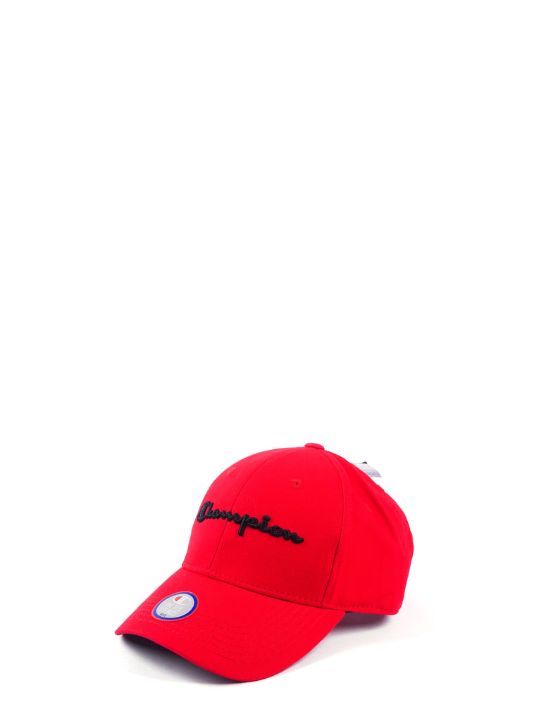 Champion Classic Twill Hat Red Z1029