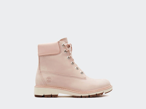 Timberland Lucia Way 6 Inch Boot Pink A22Q2