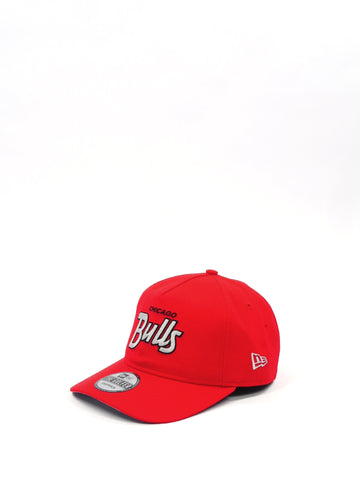 New Era Team Script Golfer Chicago Bulls 12655217