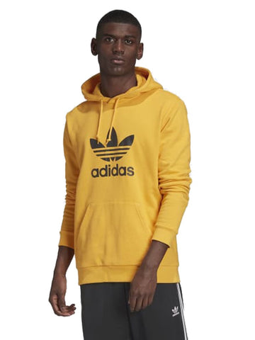 Adidas Trefoil Hoodie Gold GD9923