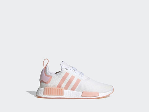 Adidas W NMD R1 White/Coral FV8730