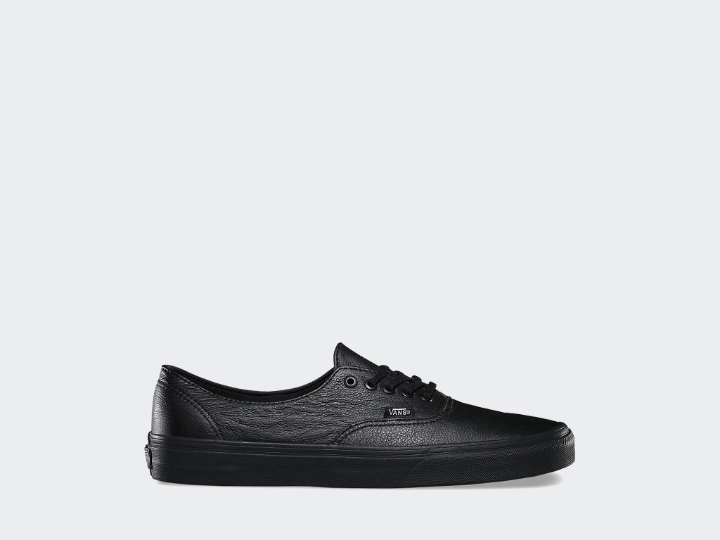 Vans Authentic Decon (PremLthr) Blk/Blk
