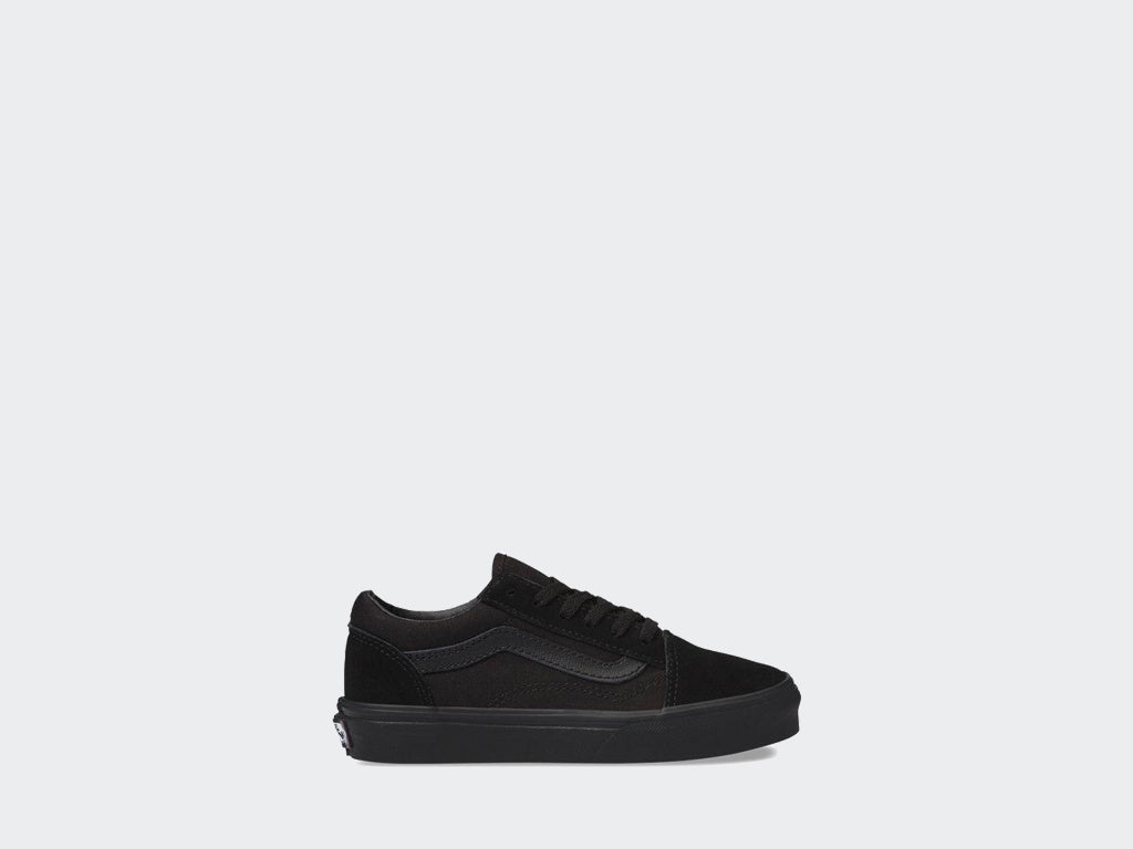 Vans Old Skool Black/Black (PS) VN-0W9TENR.BBK