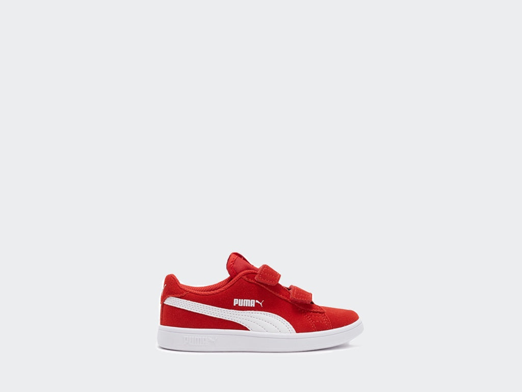 Puma Smash V2 (PS) High Risk Red 36517703