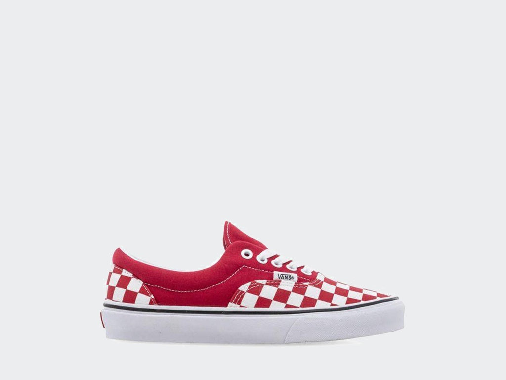 Vans Era (Check) Racing Red VNA4BV4S4E.RED