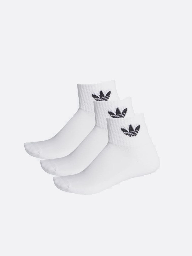 Adidas Mid Ankle Sock White FT8529