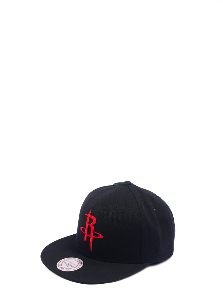 Mitchell&Ness Vintage Juice Snap Houston Rockets Black