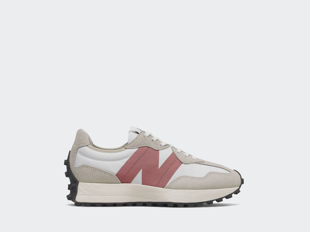 New Balance Light Grey/Rose WS327CD