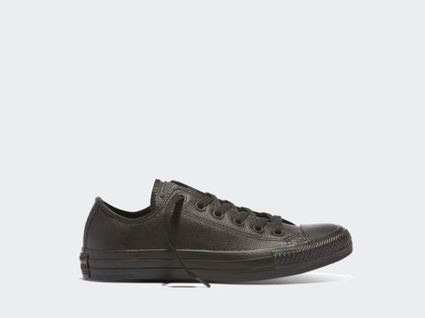 Converse CT Leather Mono Low Black 135253