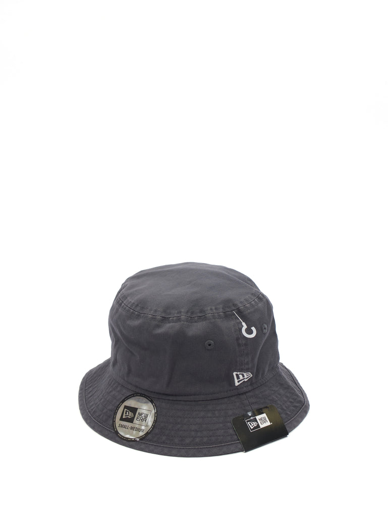 New Era Bucket Hat Dark Graphite 12655234
