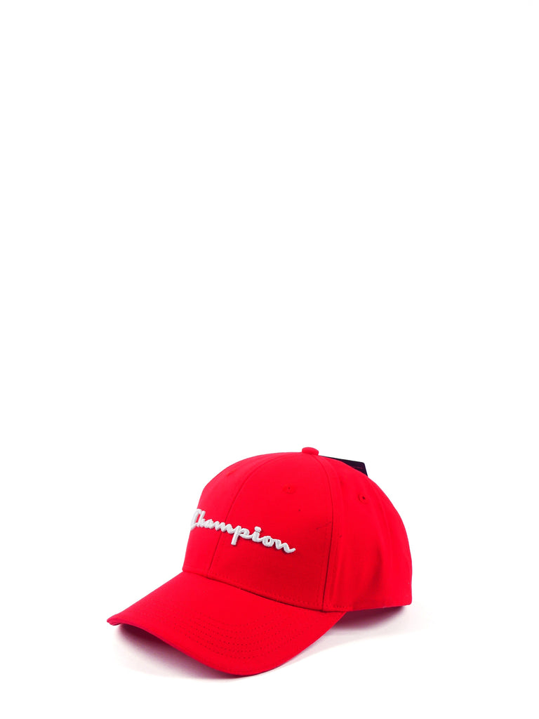 Champion Script Hat Red AXM9N