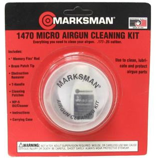 Marksman Micro Airgun Cleaning Kit (sold by private seller fulfilled by D&L)