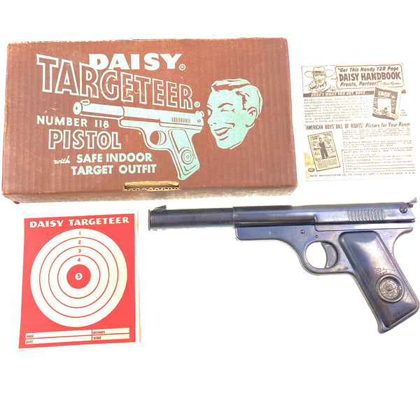 Daisy 118 Targeteer (192) (sold by private seller fulfilled by D&L)