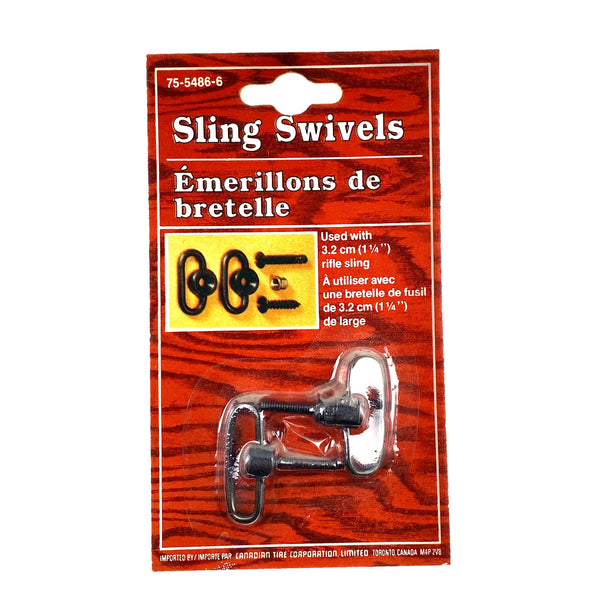 Canadian Tire brand sling swivels (sold by private seller fulfilled by D&L)