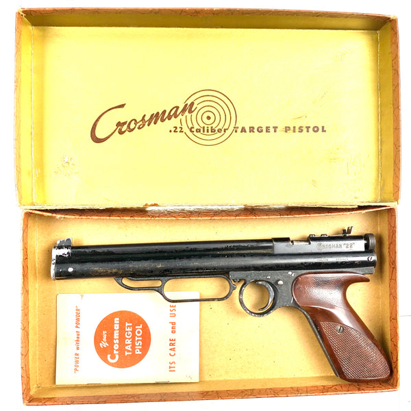 Crosman 106 .22 (184) (sold by private seller fulfilled by D&L)