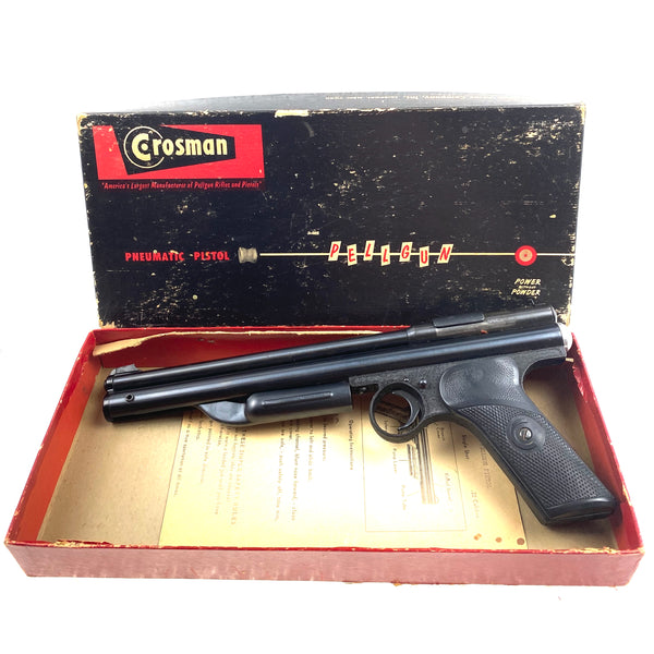 Crosman 130 .22 2nd Variant (189) (sold by private seller fulfilled by D&L)