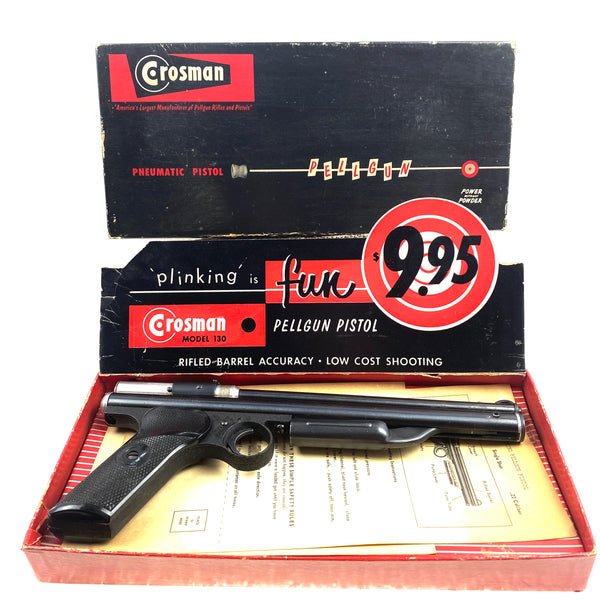Crosman 130 .22 2nd Variant (196) (sold by private seller fulfilled by D&L)